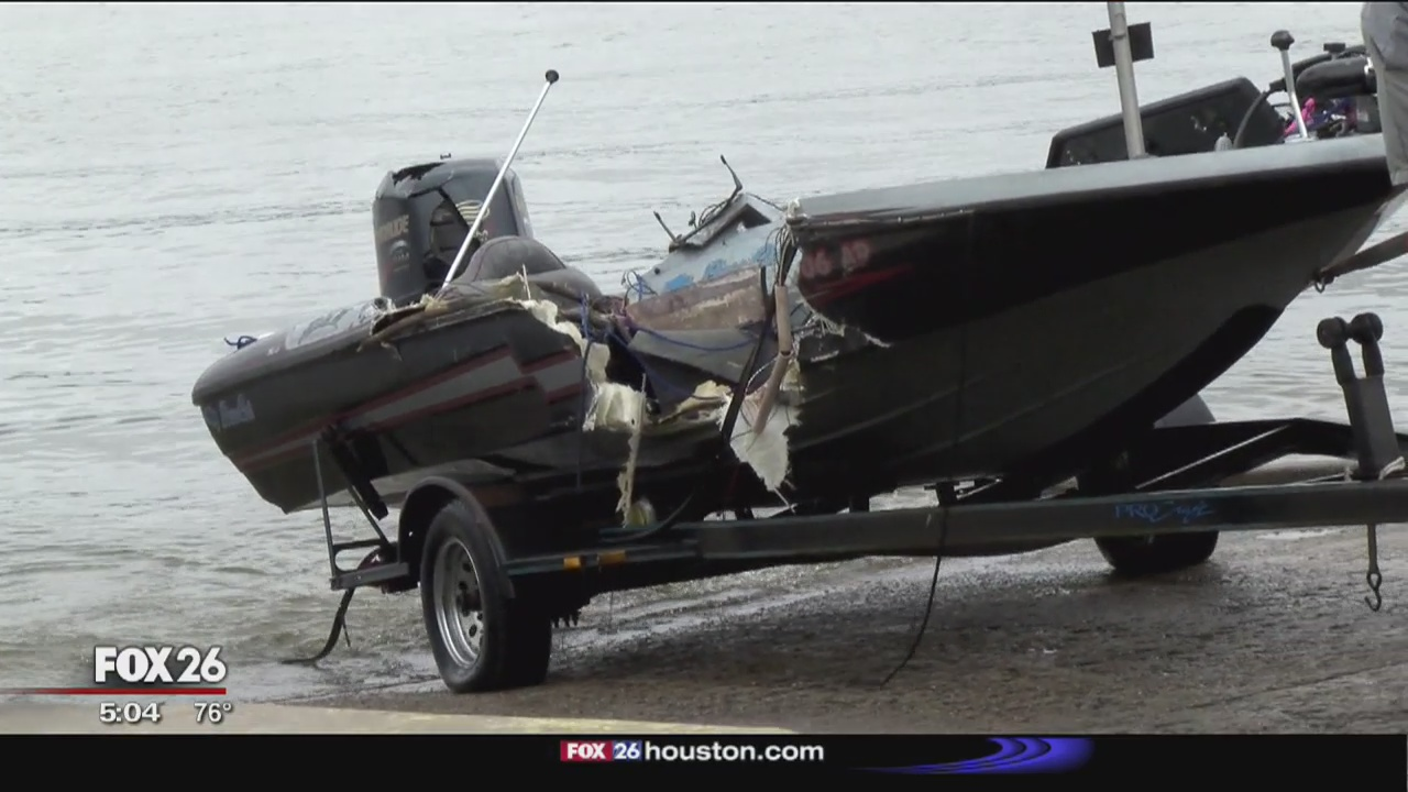 1 death after boats crash at bass fishing tournament | FOX