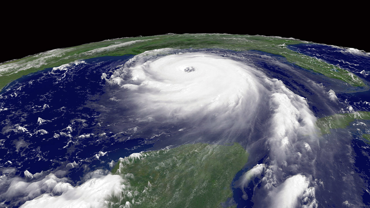 The most destructive hurricanes are hitting the U.S. more often